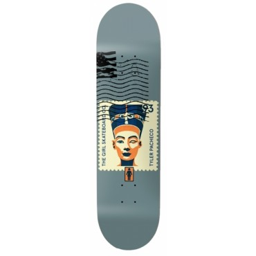 """GIRL Pacheco Postal 8,375"""" Deck"""