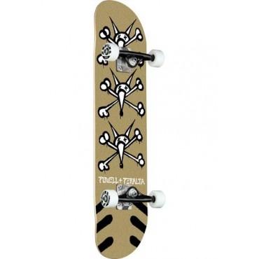 POWELL PERALTA Vato Rats Complete Skateboard 8,0 gold