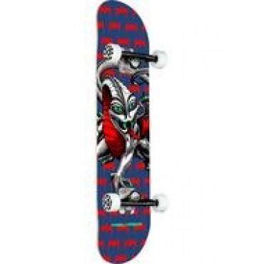 POWELL PERALTA Cab Dragon mini Complete Skateboard 7,5 navy