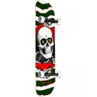 POWELL PERALTA Ripper Complete Skateboard 7,0 green