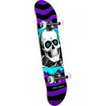 POWELL PERALTA Ripper Complete Skateboard 7,75 purple