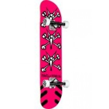 POWELL PERALTA Vato Rats Complete Skateboard 7,0 pink