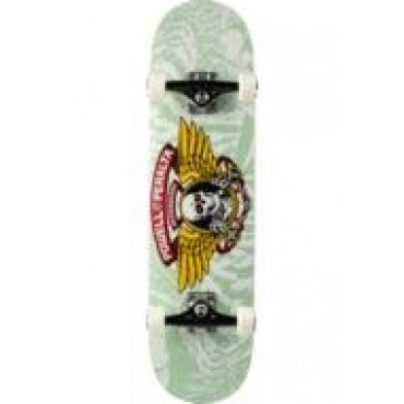 POWELL PERALTA Winged Ripper Complete Skateboard 7,0 white