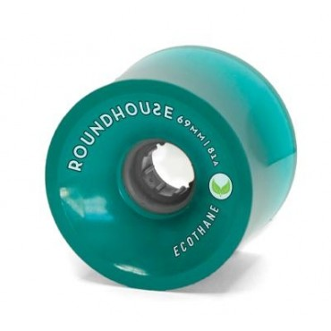CARVER Concave Wheels 69mm /81A Aqua ECO FORMULA
