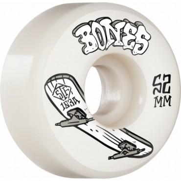 Bones Wheels STF 52mm Heritage Boneless 103A V1 standard series