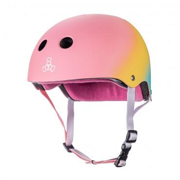 TRIPLE 8 Sweatsaver Certified Helmet Shaved ice