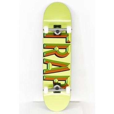 "TRAP Iron Logo lemon 7,25"" Complete"