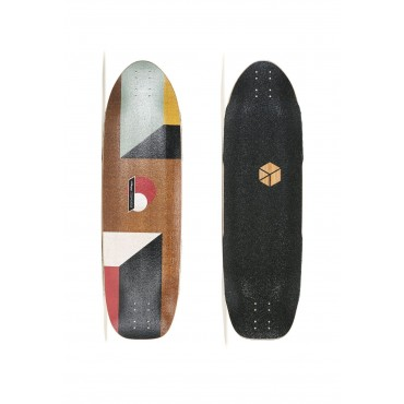 "LOADED Truncated Tesseract 33"" Deck"