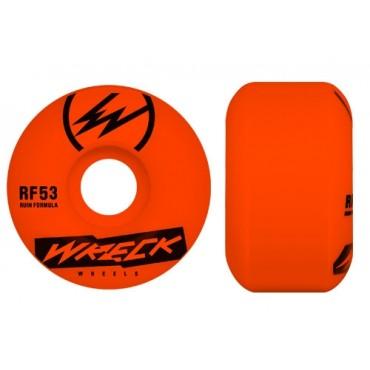 WRECK W2 Square cut Wheel 52mm orange 101A