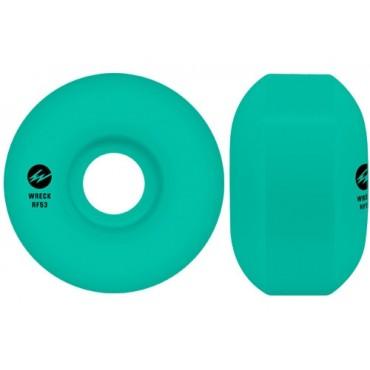 WRECK W3 Narrow cut Wheel 52mm aqua 101A