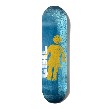 """GIRL Tyler Pacheco Roller OG 8.0"""" Deck"""