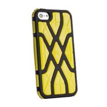 G-FORM iPhone 5+5S Schutzhülle-Gelb
