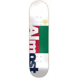 "ALMOST Mullen Ivy League Impact Light 8.0"" Deck"
