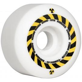 HAZARD Wheels CP Sign 52mm 101A