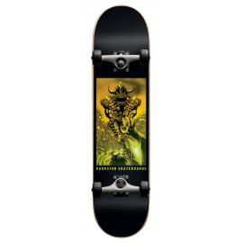 "DARKSTAR Molten FP Complete Skateboard  7,75"" lime fade"