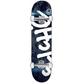 CLICHE Handwritten Youth FP Complete Skateboard 7.0 black