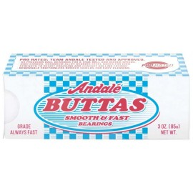 ANDALE Buttas Kugellager single pack