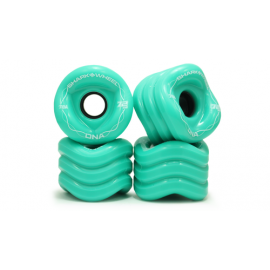 Shark Wheel DNA 72mm 78A Turquoise
