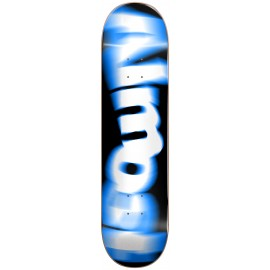 "ALMOST Spin Blur Logo 8,0"" HYB Deck blue"