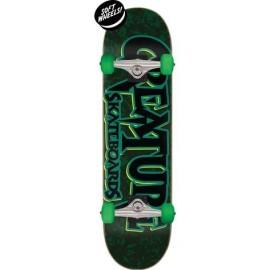 CREATURE Cinema Complete Skateboard 7,75 black green