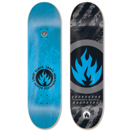 BLACK LABEL Team Circle Flame Deck 8,25
