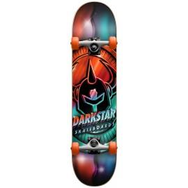"""DARKSTAR Anodize FP Complete Skateboard mit soft wheels 7,25"""""""