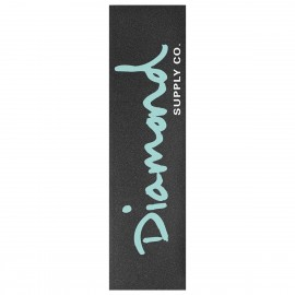 "DIAMOND Griptape 33"" x 9"" sheet OG Script"