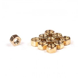 Blackriver Trucks First Aid Nuts Fingerboard spare part
