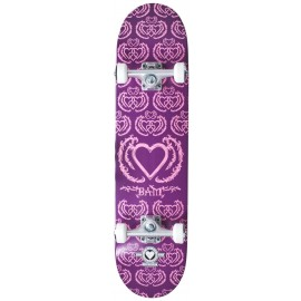 THE HEART SUPPLY Bam pro Complete Skateboard 7,75 United
