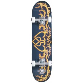 THE HEART SUPPLY Bam pro Complete Skateboard 7,25 bamly