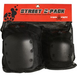 TRIPLE 8 Street 2 Pack Set