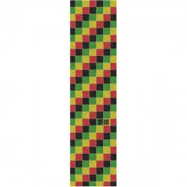 SUPERIOR Griptape Sheet Rasta Checker