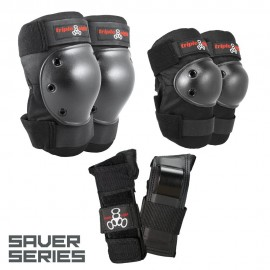 TRIPLE 8 Saver Series 3 Pack