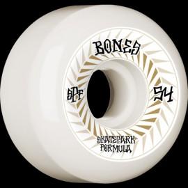 Bones Wheels SPF 54mm Spines 81B Sidecuts