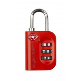 EAGLE CREEK Travel Safe TSA Lock® flame orange