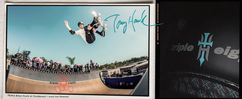 Triple Eight Tony Hawk Helmet sweatsaver